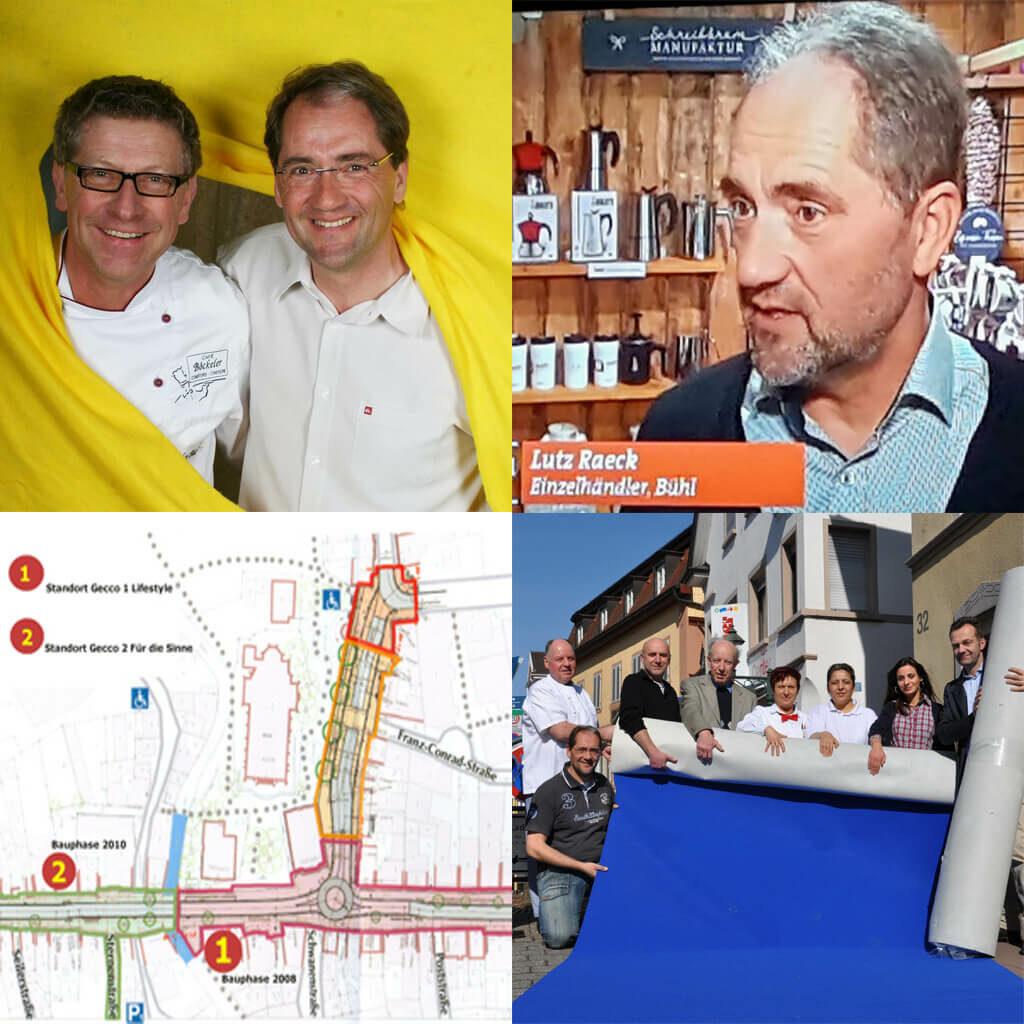 gecco Bühl engagiert sich in der Stadt